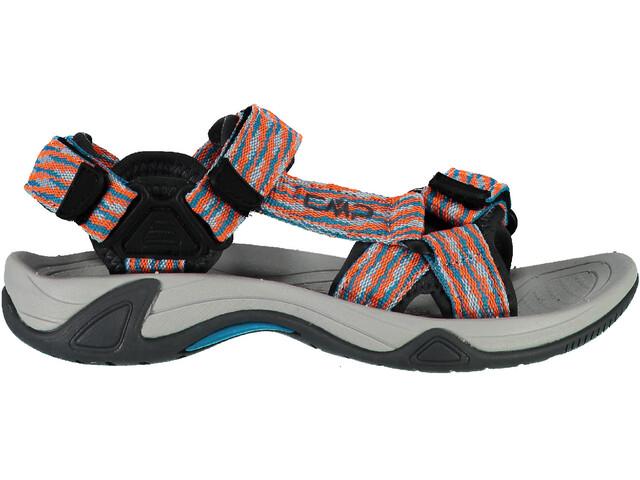 CMP Campagnolo Hamal Hiking Sandals Kids rif-flash orange